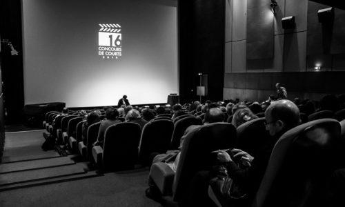 Cérémonie de clôture, festival court métrage